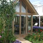 Oak And Glass Summerhouse