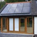 Glass and Oak Extension