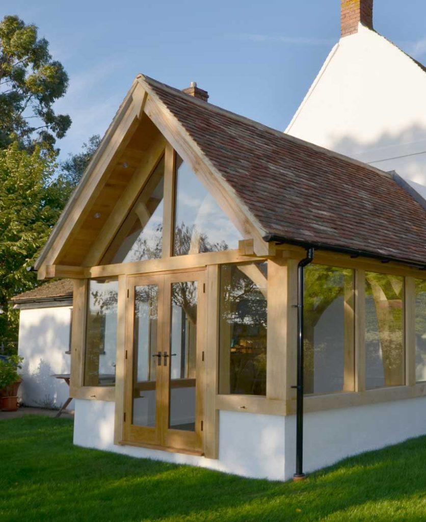 Oak Garden Rooms